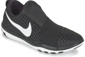 nike free womens black black trainers womens