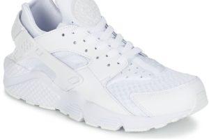 nike huarache mens white white trainers mens