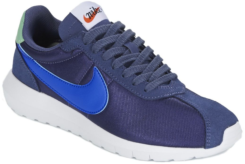 nike roshe ld-1000 womens blue blue trainers womens