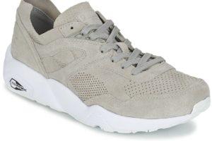puma r698 womens grey grey trainers womens