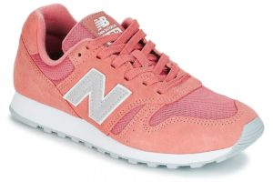 new balance 373 womens orange orange trainers womens
