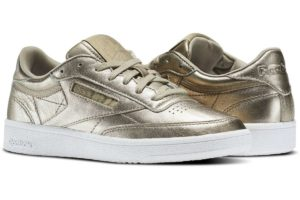 reebok-club c 85 melted metals-Women-gold-BS7901-gold-trainers-womens