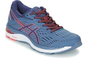 asics gel cumulus womens blue blue trainers womens