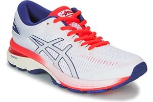 asics gel kayano womens white white trainers womens