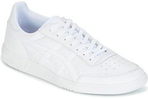 asics gel vickka mens white white trainers mens