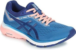 asics gt 1000 womens blue blue trainers womens