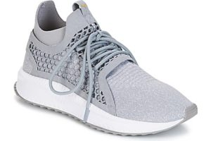 puma tsugi mens grey grey trainers mens