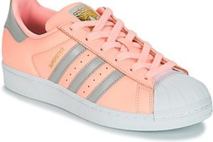 adidas superstar womens pink pink trainers womens