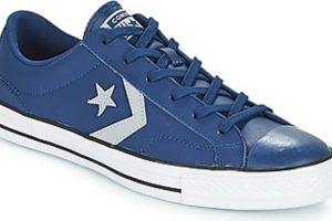 converse star player mens blue blue trainers mens