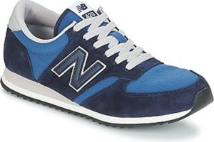 new balance 420 mens blue blue trainers mens