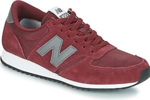 new balance 420 mens purple purple trainers mens