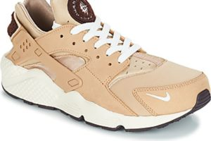 nike huarache mens brown brown trainers mens