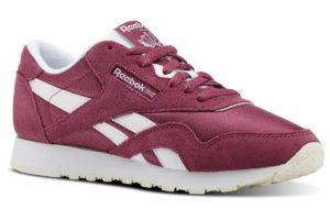 reebok-classic nylon-Women-red-CN4018-red-trainers-womens