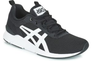 asics gel lyte mens black black trainers mens