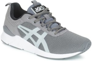 asics gel lyte mens grey grey trainers mens