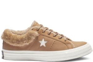 converse-one star-womens-brown-162603C-brown-sneakers-womens