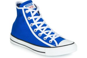 converse all star high mens blue blue trainers mens
