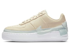 nike-air force 1-womens-beige-ao1220-201-womens-beige-trainers
