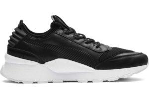 Puma Rs Mens Black 366890 06 Black Trainers Mens