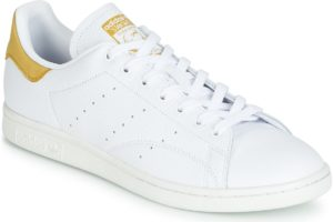 adidas stan smith mens white white trainers mens