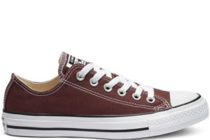 converse-all star ox-womens-brown-163356C-brown-sneakers-womens