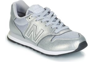 new balance 500 womens silver silver trainers womens