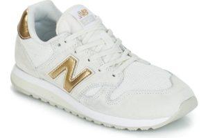 new balance 520 womens white white trainers womens