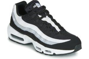 nike air max 95 mens black black trainers mens