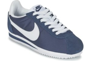 nike cortez womens blue blue trainers womens