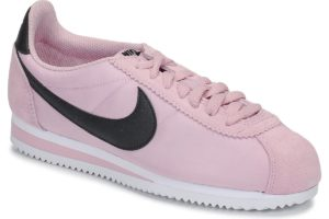 nike cortez womens pink pink trainers womens