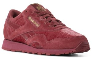 reebok-classic nylon-Kids-red-DV4543-red-trainers-boys