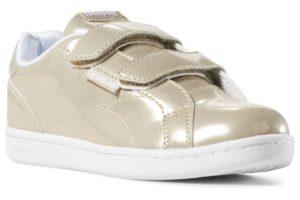 reebok-royal complete clean 2v-Kids-gold-DV4143-gold-trainers-boys