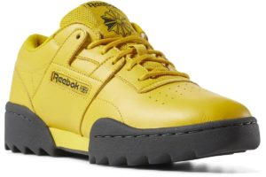 reebok workout ripple og yellow