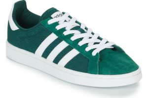 adidas campus mens green green trainers mens