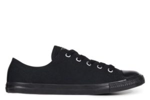 converse all star women > featured > the spring edit black