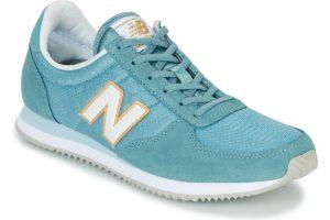 new balance 220 womens blue blue trainers womens