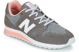 new balance 520 womens grey grey trainers womens