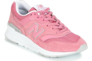 new balance 997 womens pink pink trainers womens