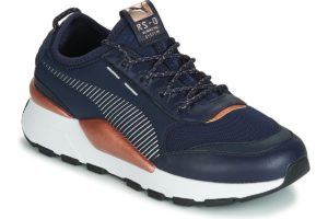 puma rs womens blue blue trainers womens