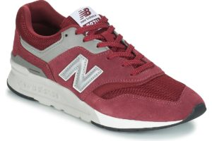 New Balance 997 Mens Red Cm997hcd Red Trainers Mens