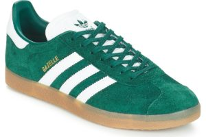 adidas gazelle mens green green trainers mens