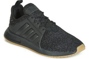 adidas x_plr mens black black trainers mens