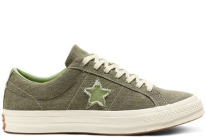 converse-one star-womens-green-164361C-green-sneakers-womens