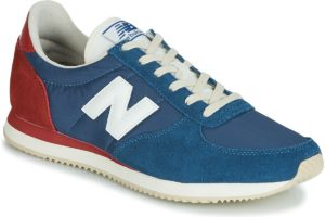 new balance 220 mens blue blue trainers mens