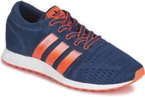 adidas los angeles womens blue blue trainers womens