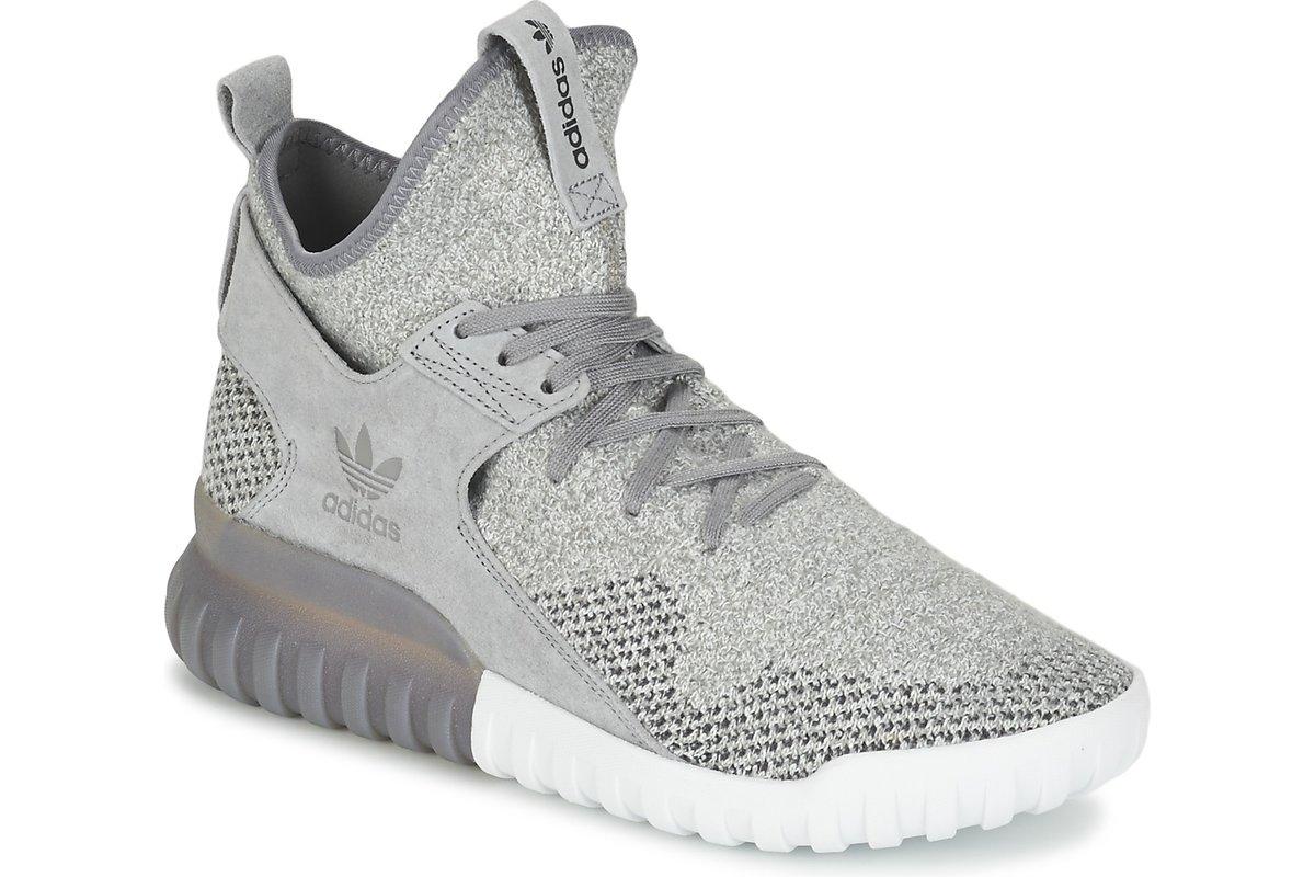 adidas tubular mens grey grey trainers mens