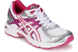 asics gel pursuit womens pink pink trainers womens