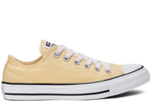 converse-all star ox-womens-yellow-164295C-yellow-sneakers-womens