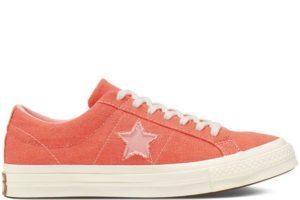 converse-one star-womens-orange-164362C-orange-sneakers-womens