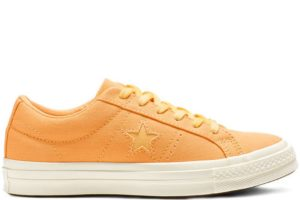 converse-one star-womens-orange-564153C-orange-sneakers-womens